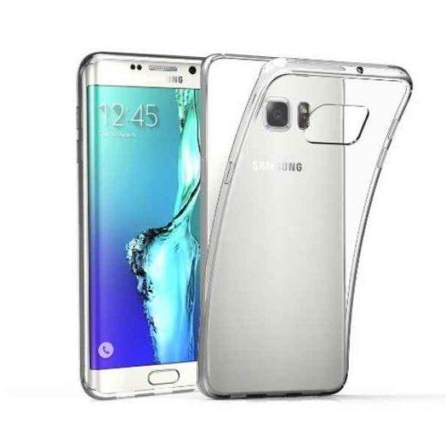 Silikon Back Cover Case for Samsung S6 edge