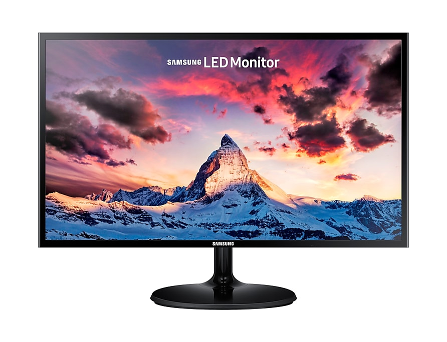 TFT Samsung S24F350FHUXEN 61cm (24) HDMI,VGA   SAMSUNG - LS24F350FHUXEN