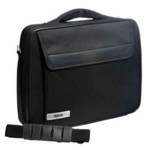 Tech air Z0107 43.2 cm (17inch) Briefcase Black TANZ0107