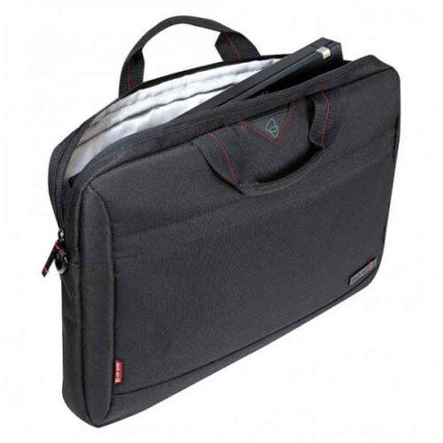 Tech air notebook case 35.8 cm (14.1inch) Briefcase Black TAN1204V2