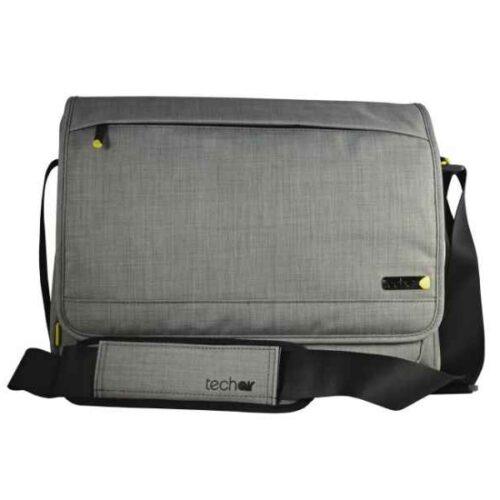 Tech air notebook case 39.6 cm (15.6inch) Messenger case Grey TAEVMM008