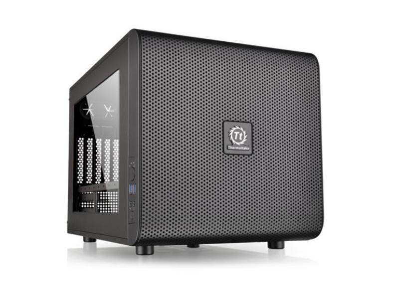 Thermaltake PC- Gehäuse Core V21 CA-1D5-00S1WN-00