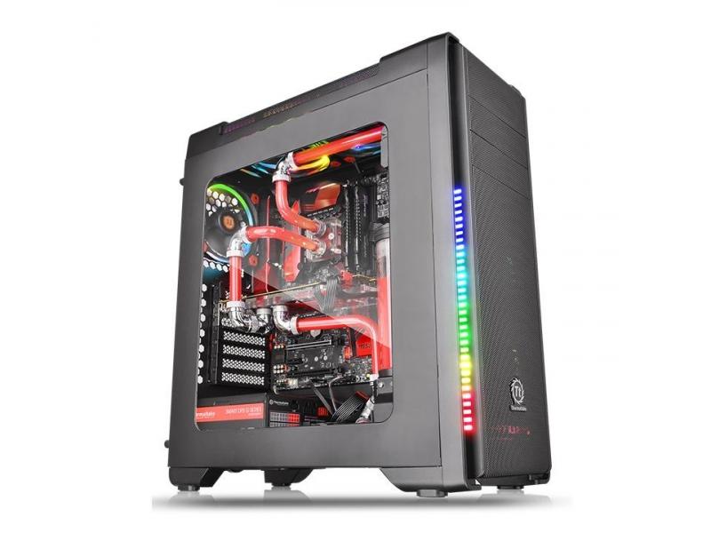 Thermaltake PC- Gehäuse Versa C21 RGB CA-1G8-00M1WN-00
