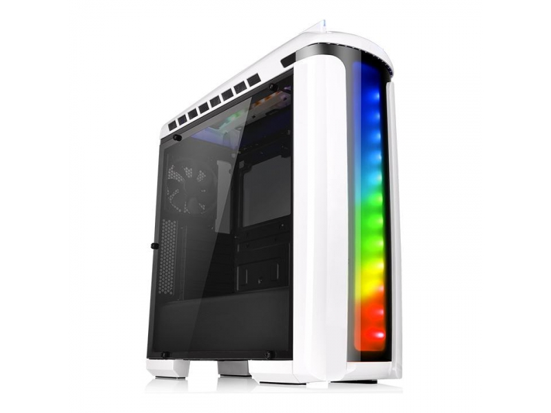 Thermaltake PC- Gehäuse Versa C22 RGB Snow CA-1G9-00M6WN-00