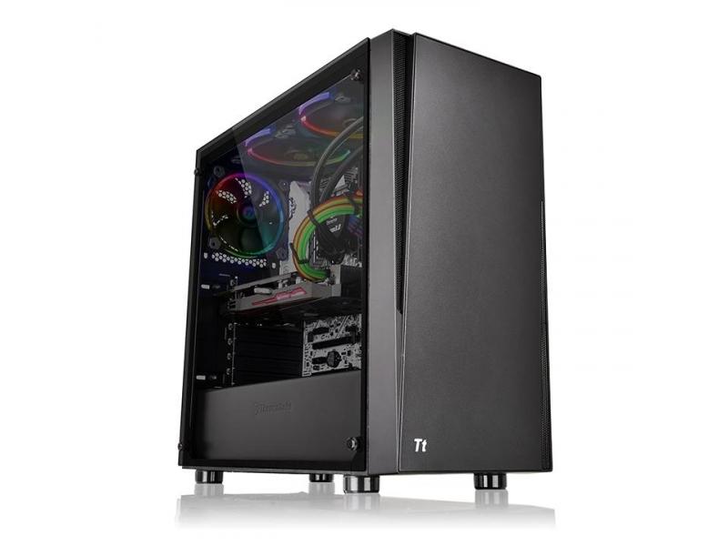 Thermaltake PC- Gehäuse Versa J21 TG CA-1K1-00M1WN-00