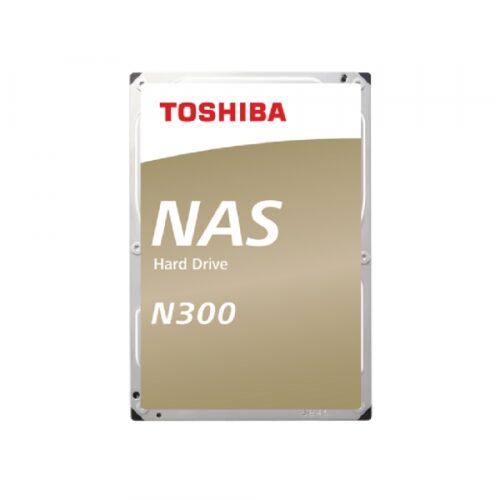 Toshiba HDD N300 NAS Festplatte 3,5 12TB intern HDWG21CUZSVA