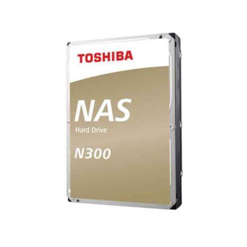 Toshiba N300 internal hard drive HDD 10TB Serial ATA HDWG11AUZSVA