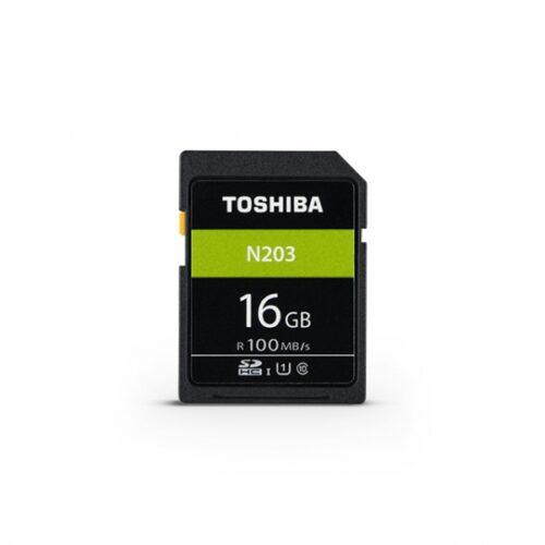 Toshiba SD Exceria R100 N203 16GB THN-N203N0160E4