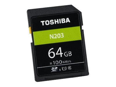 Toshiba SD Exceria R100 N203 64GB THN-N203N0640E4