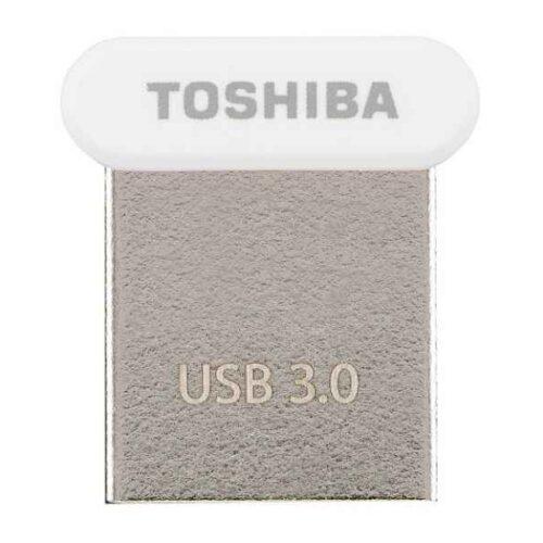 Toshiba TransMemory U364 64GB  USB-Stick White 3.0 THN-U364W0640E4