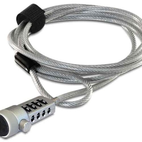 Tragant 20643 cable lock Silver 1.8 m 20643