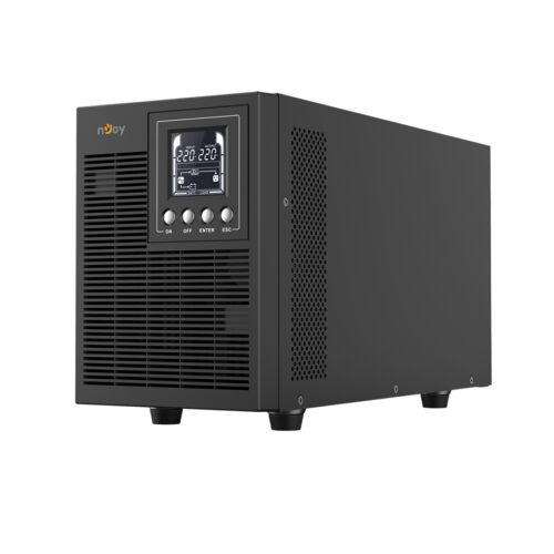 UPS ONLINE 2KVA/1600W LCD Echo Pro UPOL-OL200EP-CG01B