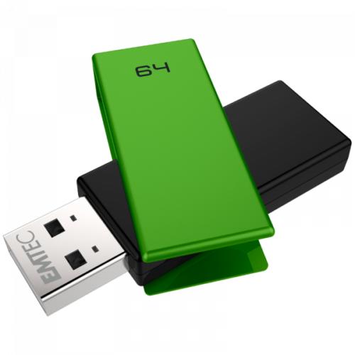 USB FlashDrive 64GB EMTEC C350 Brick 2.0