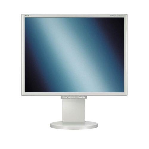 """Used Monitor 1970NXp TFT/NEC/19""""/1280x1024/White/D-SUB & DVI-D"""