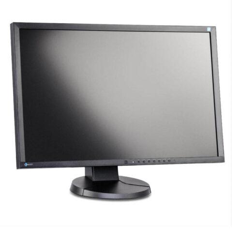 "Used Monitor EV2416W TFT/EIZO/24""/1920x1200/Wide/Black/D-SUB & DVI-D & DP & USB Hub"