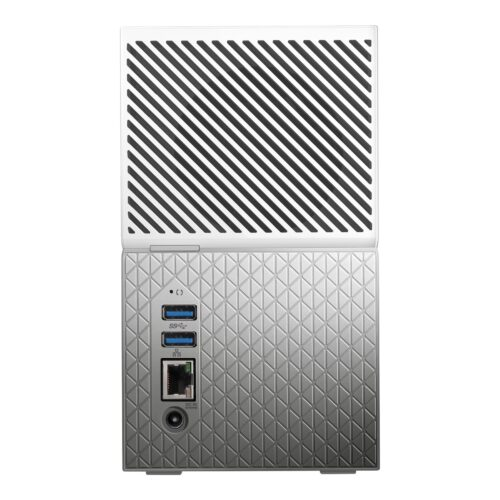 WD NAS Server 6TB My Cloud Home Duo WDBMUT0060JWT-EESN