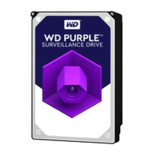 WD Purple internal hard drive HDD 12TB Serial ATA III WD121PURZ